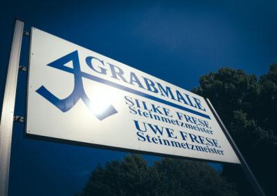 Grabmale Frese