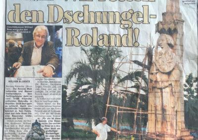 Wir retten den Dschungel-Roland